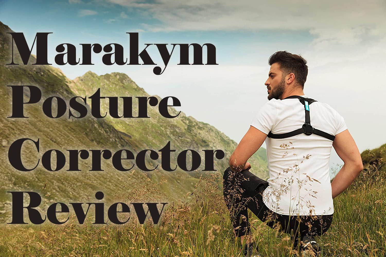 Marakym posture corrector review
