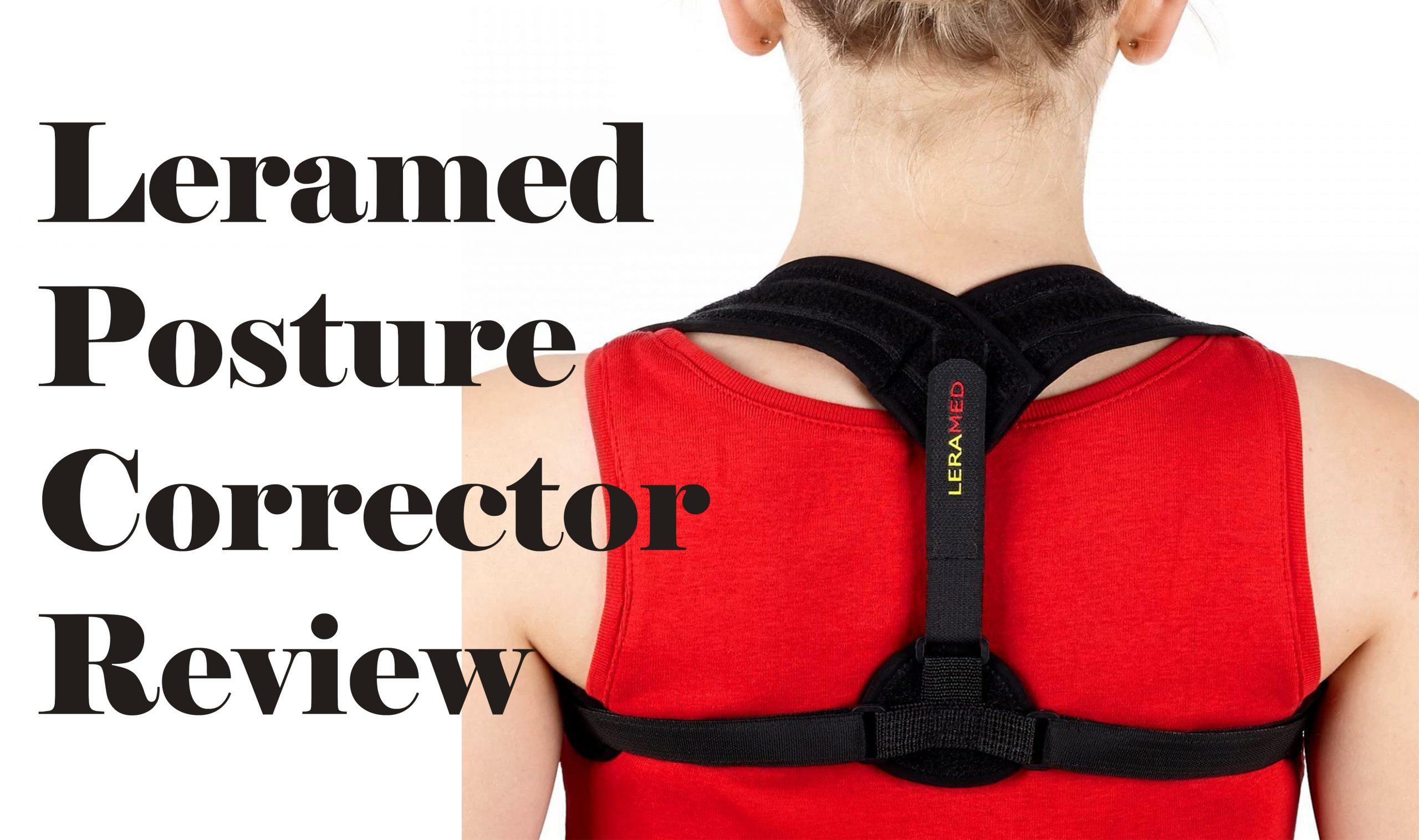 Leramed posture corrector review