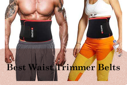 Best waist trimmer belts