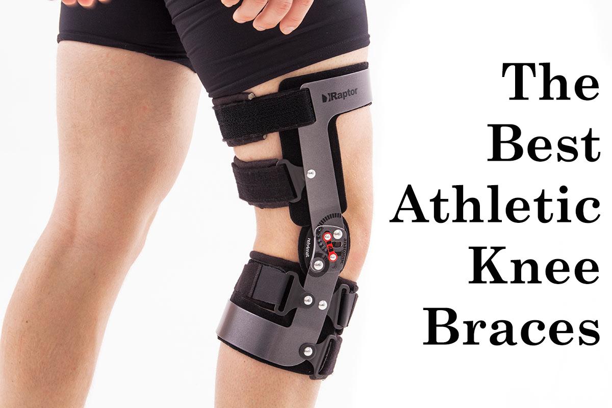The best athletic knee braces