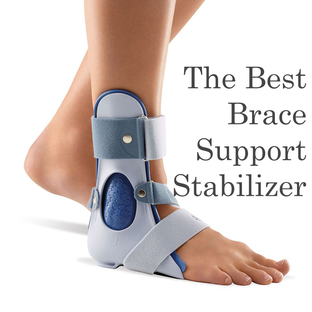 best ankle brace support stabilizer