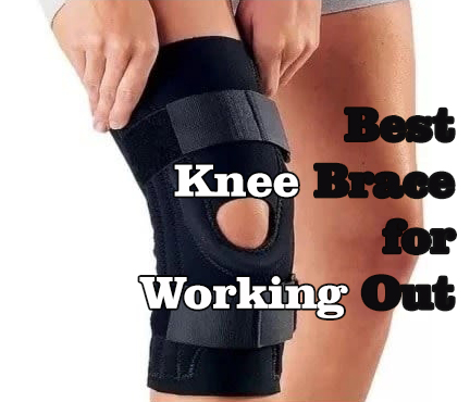 The best knee braces for working out