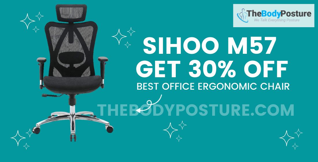 SIHOO M57 Ergonomic Office Chair Review